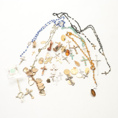 Collection of Rosaries