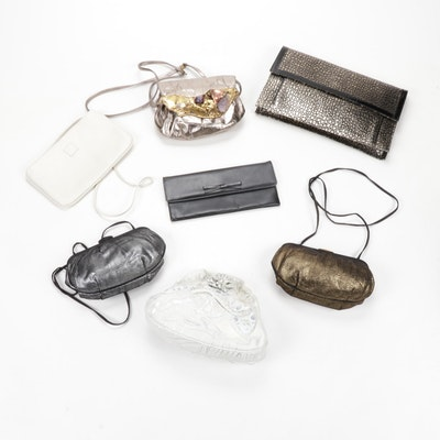 Leather Bags by Anne Klein, Fancy Nancy, Mianna, and More