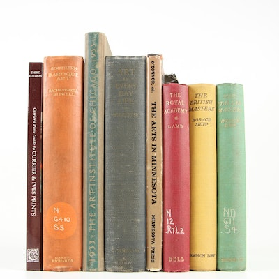 """Art Books featuring """"Art in Every Day Life"""" by Harriet and Vetta Goldstein, 1927"""