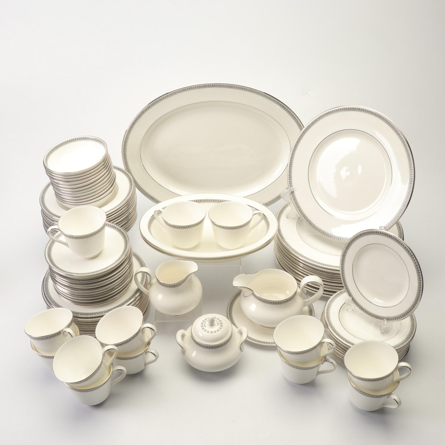 "Royal Doulton ""Ravenswood"" Porcelain Dinner and Serveware"