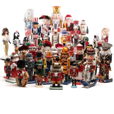 Steinbach, VEB Hodrewa Rosenthal, and Other Nutcrackers