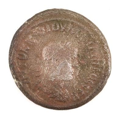 Ancient Philip I AR Tetradrachm, Circa 244-249