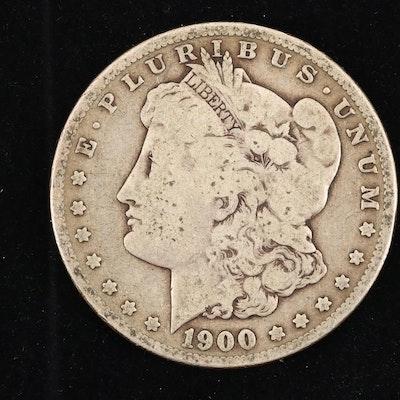 1900-S Silver Morgan Dollar