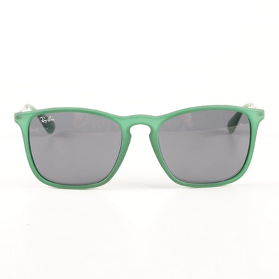 "Ray-Ban ""Chris"" Wayfarer Sunglasses"