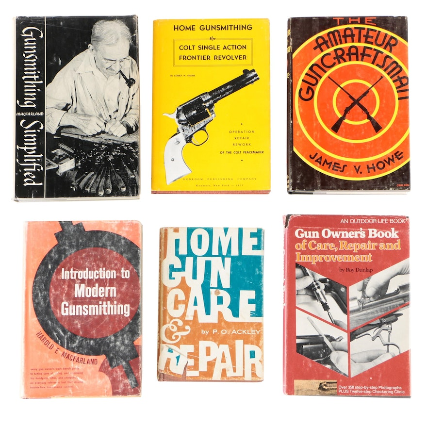 "Firearms Books featuring ""Colt Single Action Frontier Revolver"" Reference Book"