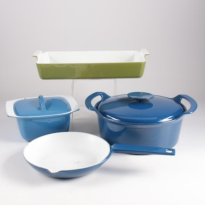 Enamelled Cast Iron Cookware