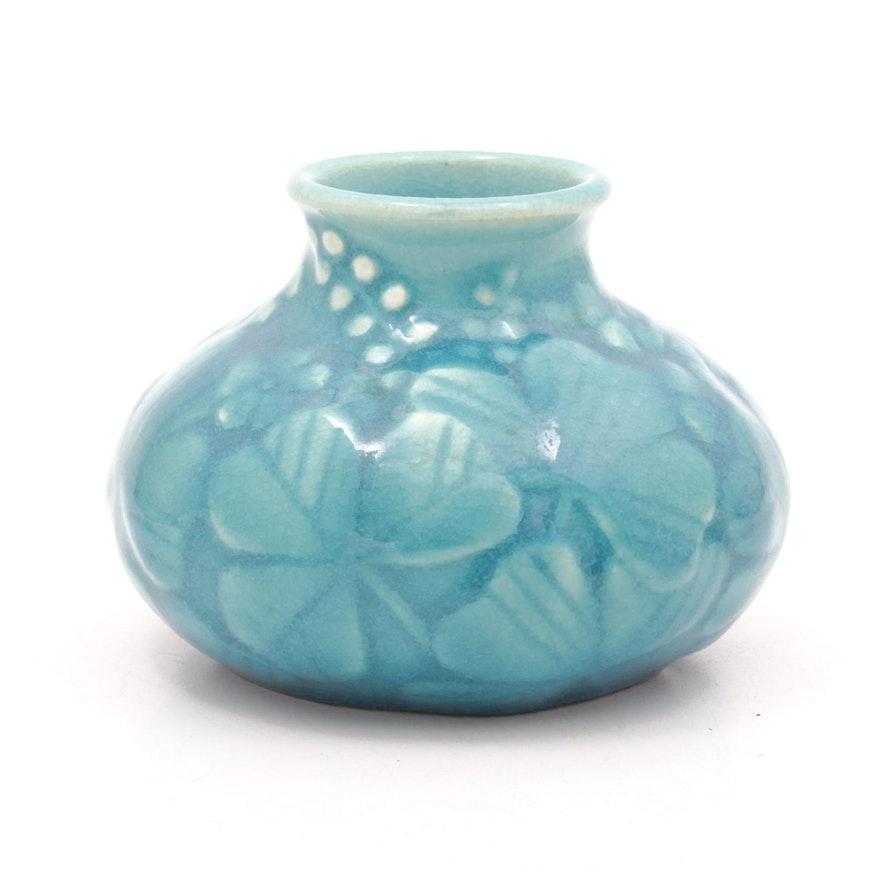 Rookwood Art Pottery Vase, circa 1940s