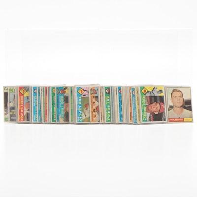 1960s Topps Baseball Cards