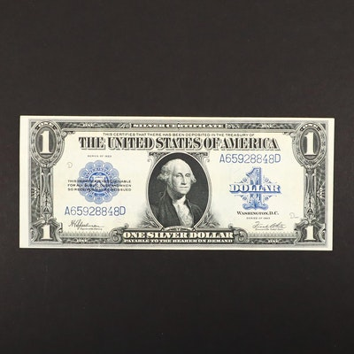 Series of 1923 U.S. $1 Silver Certificate