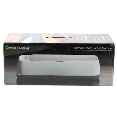 Champagne Cricut Maker Ultimate Smart Cutting Machine