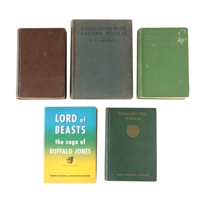 "Hunting Books featuring ""Lord of Beasts: The Saga of Buffalo Jones"""