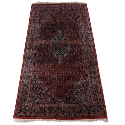 Hand-Knotted Persian Birjand Rug