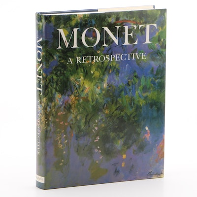 """Monet: A Retrospective"" Edited by Charles F. Stuckey, 1985"