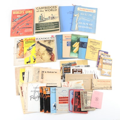 Hunting, Guns and Ammunition Catalogues and Publications