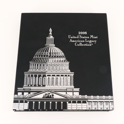 2008 U.S. Mint Proof American Legacy Collection