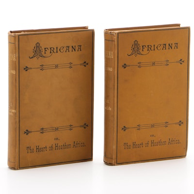 "First Edition ""Africana"" by Rev. Duff Macdonald"