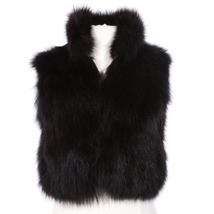 Fox Fur Vest from Marks-Lloyds Furs of Denver
