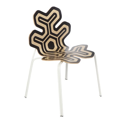 """Nanook"" Italian Bentwood Chair by Phillippe Bestenheider for Moroso"