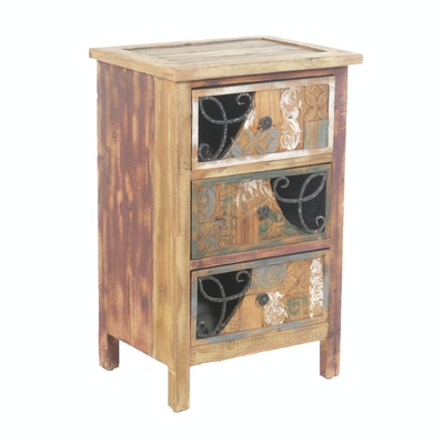 Rustic Small Chest of Drawers