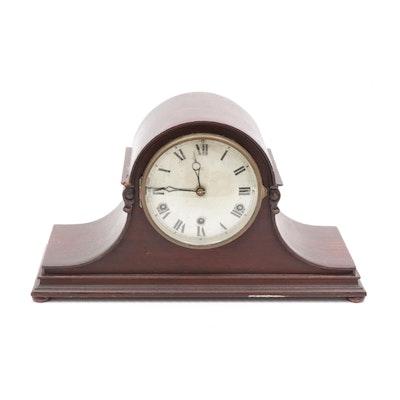 H.A.C. German Tambour Mantel Clock