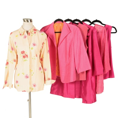 Coldwater Creek Casual Top and Jacket Separates