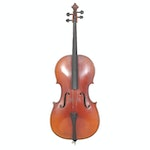 Glaesel Stradivarius Replica Cello