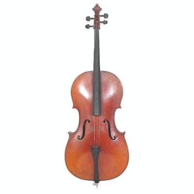 Glaesel Stradivarius Replica Cello