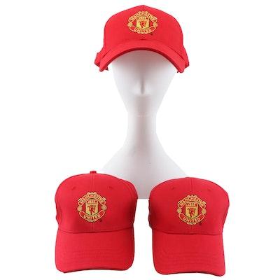 Manchester United Football Club Caps