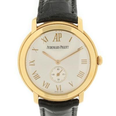 Audemars Piguet Jules Audemars Anniversary Edition 18K Gold Wristwatch