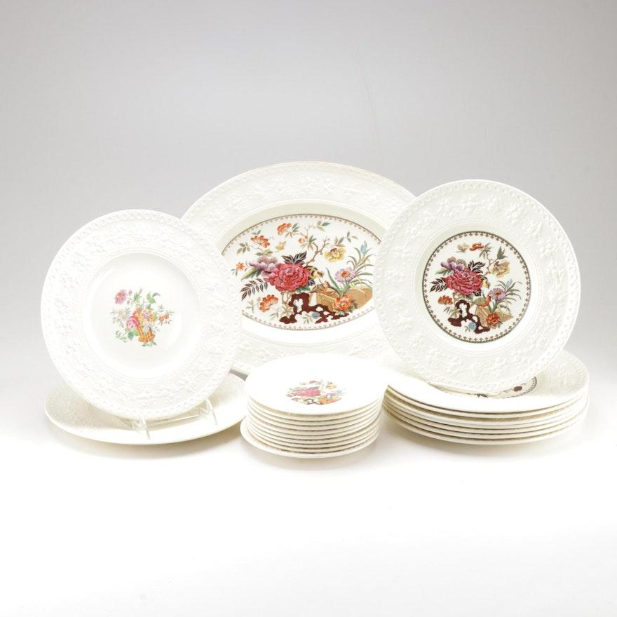 "Wedgwood Wellesley ""Bullfinch"" Dinnerware Collection"