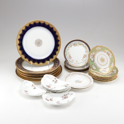 Limoges Dinnerware Collection