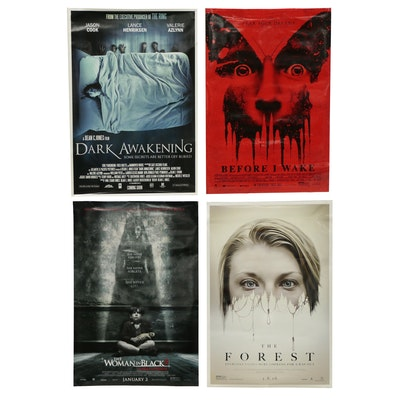 """""""Before I Wake"""" and Other Theatrical One-Sheet Movie Posters"""