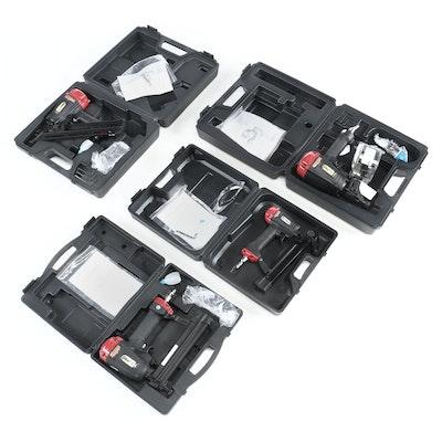 3 Pro Framing Nailer, Coil Nailer, Crown Stapler, and Air Stapler