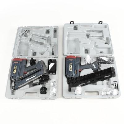 3 Pro Cordless Framing Nailers