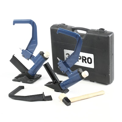 3 Pro Combination Nailer/Stapler and More