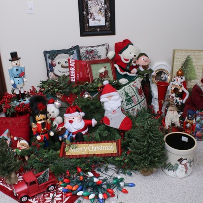 Large Christmas Decor Collection