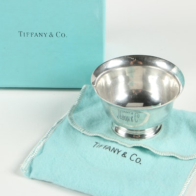 Tiffany & Co. Sterling Silver Salt Cellar