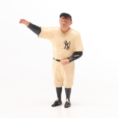 1958 Babe Ruth New York Yankees Original Hartland Statue Baseball Figure
