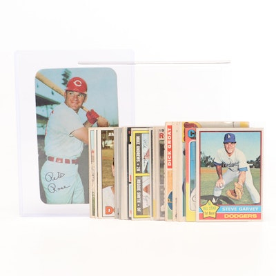 1950s, 1960s and 1970s Baseball Cards