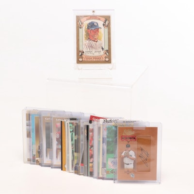 Certified Auto, Relic, Star and Rookie Baseball Cards