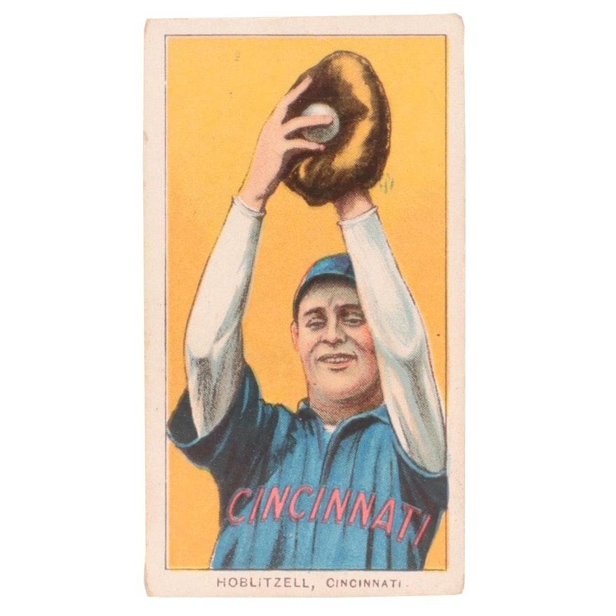 "1909 Thomas Downey Cincinnati Reds Piedmont ""T206"" Tobacco Baseball Card"