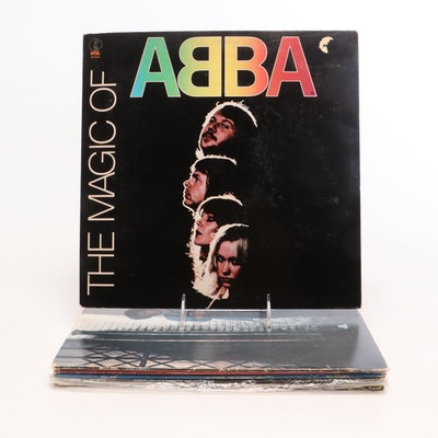 Billy Joel, ABBA, and Other Classic Rock Records