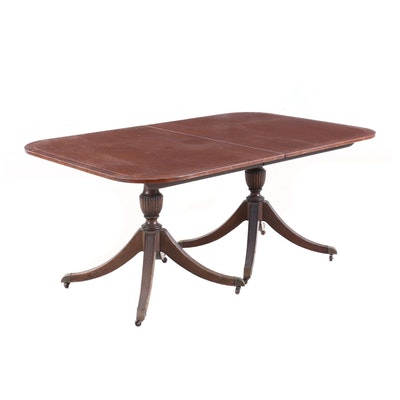 George III Mahogany Dining Table, 1940s