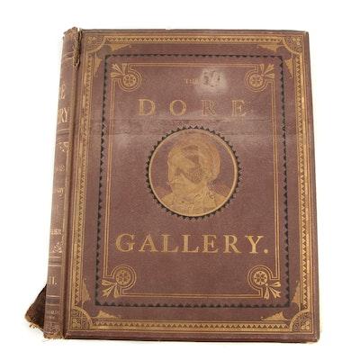 """The Doré Gallery"" Volume II by Edmund Ollier, Circa 1870"