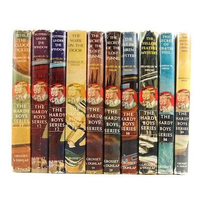 """The Hardy Boys"" Series by Franklin W. Dixon, 1950s–1960s"