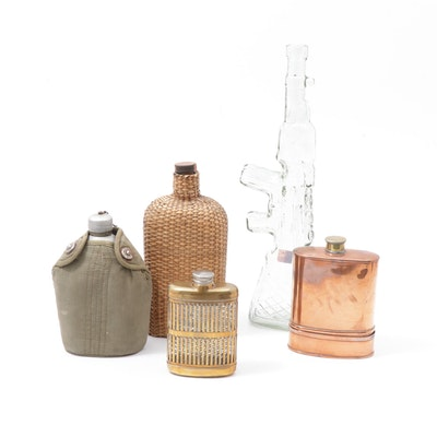 Decanter & Flask Collection, Vintage