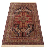 4'9 x 8'2 Hand-Knotted Northwest Persian Rug, circa 1930