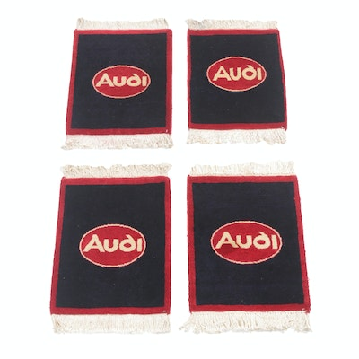 Audi Hand-Knotted Indian Car Mats