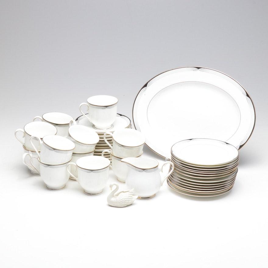 "Lenox ""Erica"" Porcelain Tableware"