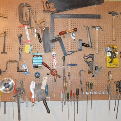 Wood Working Hand Tools and Other Tools, Vintage